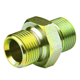 Sealing Bsp Threads 1b ,  Bspp Adapter Fittings SAE ISO Certificate