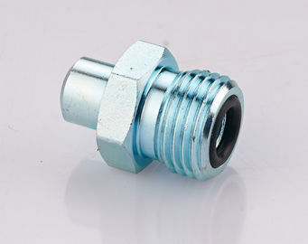 Male Metric Hydraulic Adapters / Metric O Ring Hydraulic Fittings